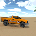 4x4 Offroad Desert 3D icon