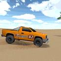 4x4 Offroad Desert 3D icon