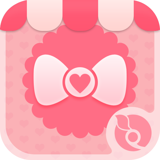 问果桌面主题-粉红甜心 個人化 App LOGO-APP試玩