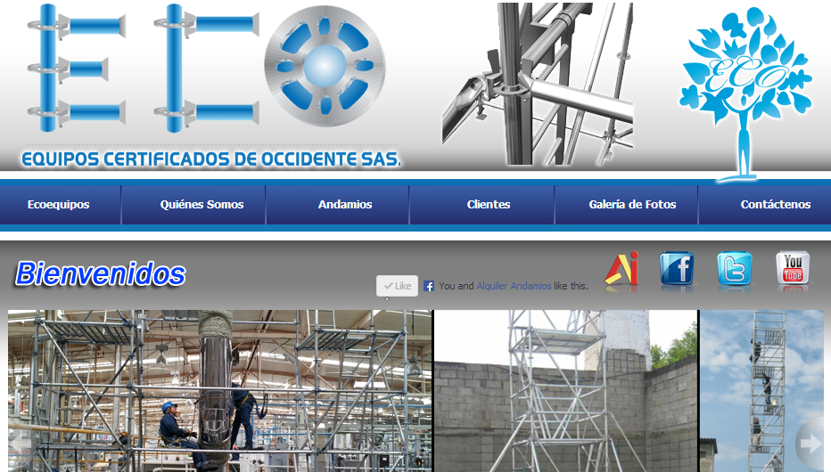 ECO Equipos Certificados- screenshot