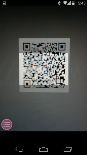 Cute QR Code Reader