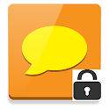 SMS Hide icon
