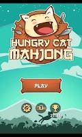 Screenshot of Hungry Cat Mahjong
