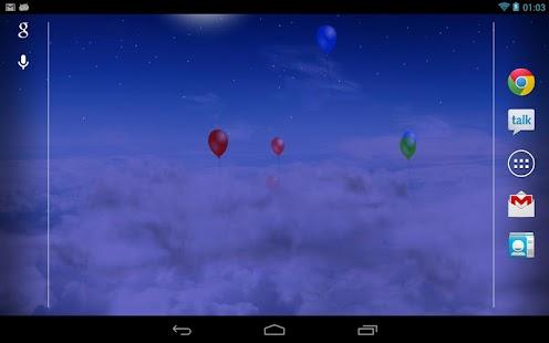 Blue Skies Free Live Wallpaper Screenshot 5