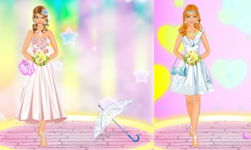 My Wedding Day Dress Up - screenshot thumbnail