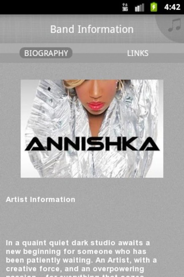 ANNISHKA - screenshot