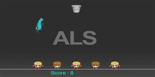 ALS Ice Bucket