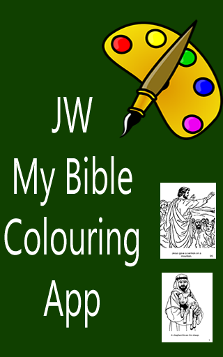 My App of Bible Colouring