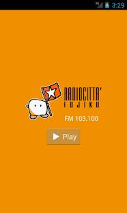 Radio Città Fujiko- screenshot thumbnail