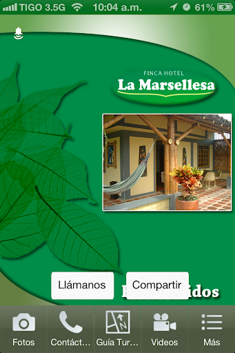 Finca Hotel La Marsellesa