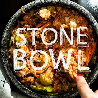 Stone Bowl.