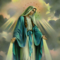 3D Blessed Virgin Mary HD LWP icon