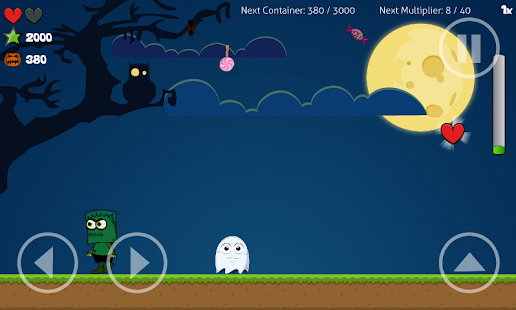 Greest: The Halloween Ghost - screenshot thumbnail