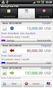 MoneyFlow Expense Manager - screenshot thumbnail