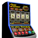 slot machine mega-girador icon