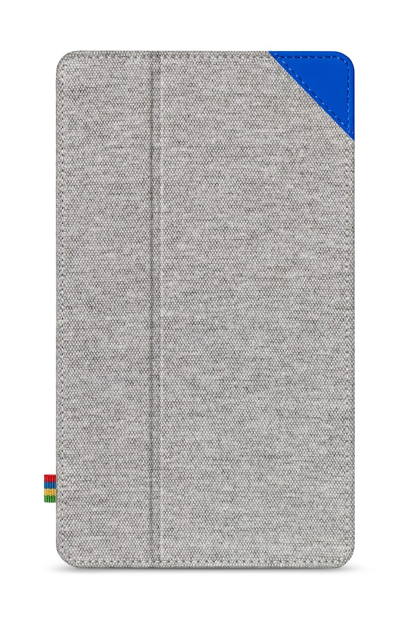 Nexus 7 (2013) Case - Gray/Blue - screenshot