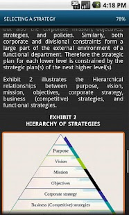 Strategy Management - screenshot thumbnail