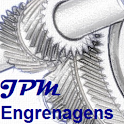Gear mechanical engineering 3 icon