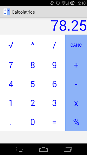 Mobi Calculator FREE - Android Apps on Google Play