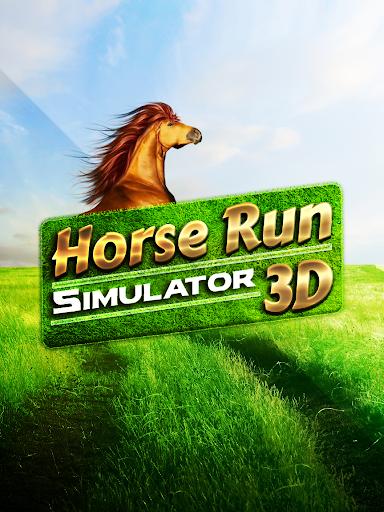 Horse Run Simulator 3D