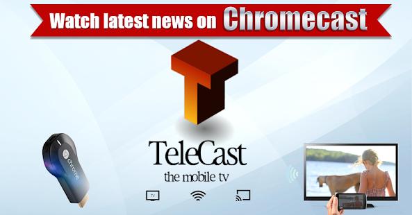 TeleCast (Chromecast TV) - screenshot thumbnail