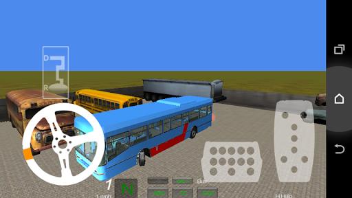 巴士駕駛員3D