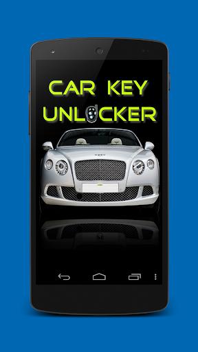 Car Key Unlocker