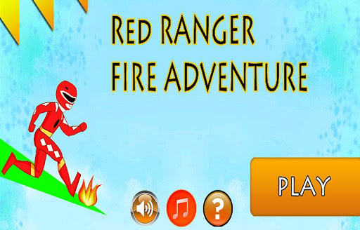 Red Ranger Fire Adventure