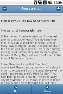 Consecration To Mary- screenshot thumbnail