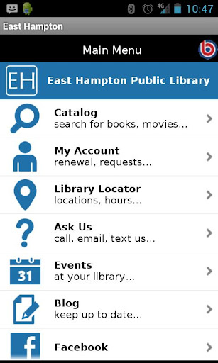 East Hampton Public Library