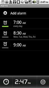 Alarm Clock Plus(NoAds) - screenshot thumbnail