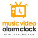 MusicVideoAlarmClock logo