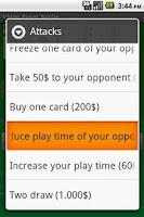 Screenshot of Video Poker Battle