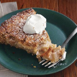 Apple Torte with Breadcrumb-Hazelnut