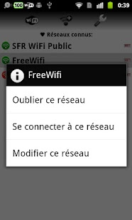 Free WiFi Spot - screenshot thumbnail