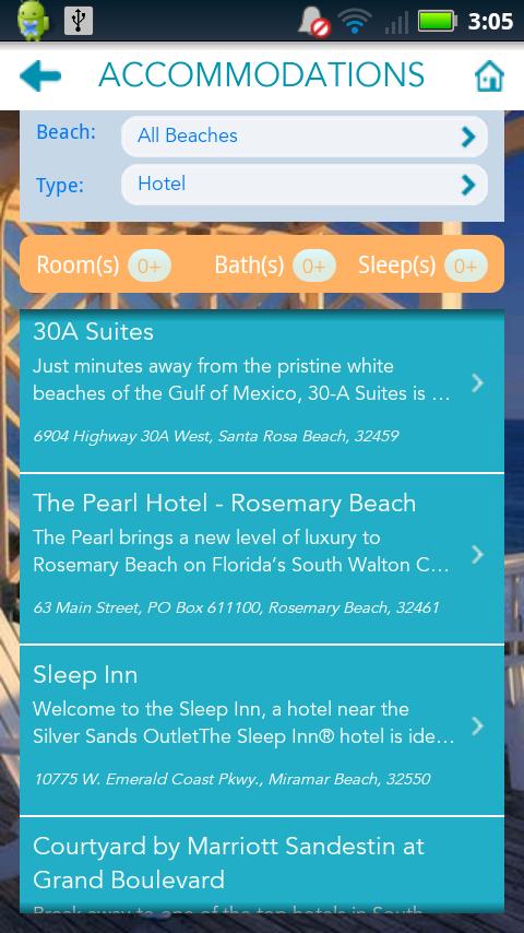 Perfect Beach - screenshot