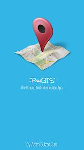 Point GIS - náhled
