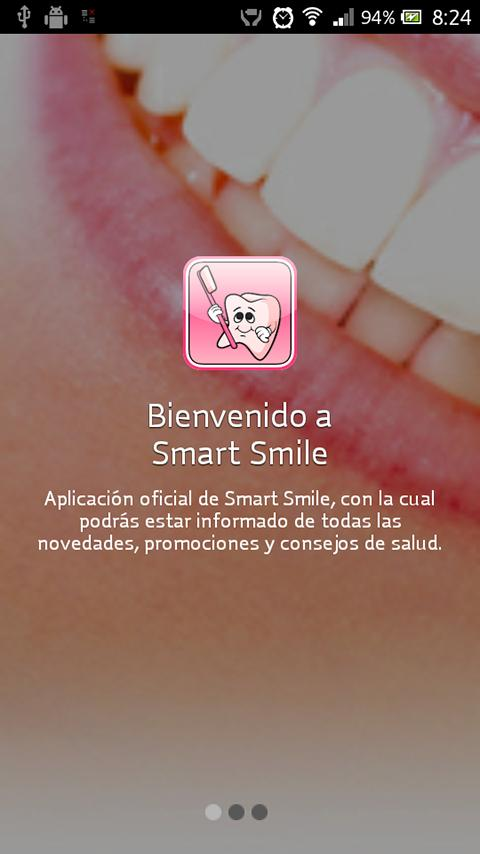 Smart Smile - screenshot