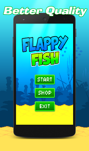 Flappy Clownfish