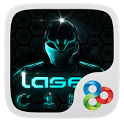 Laser GO LauncherEX Theme icon