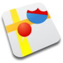 whereMap Unicode Support icon