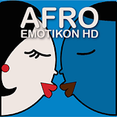 AFRO Emoticon II