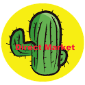 Direct Used Market-garage,flea logo