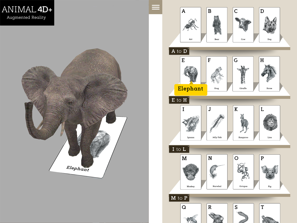 Animal 4D Apl Android Di Google Play