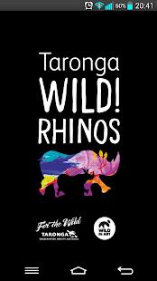 Wild! Rhinos- screenshot thumbnail