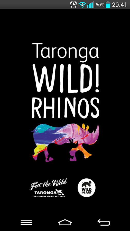 Wild! Rhinos - screenshot