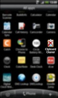 Screenshot of Clipboard Cleaner