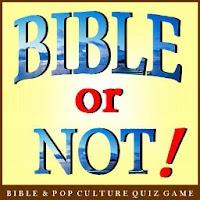 Bible or Not® Bible Quiz Game 1.1
