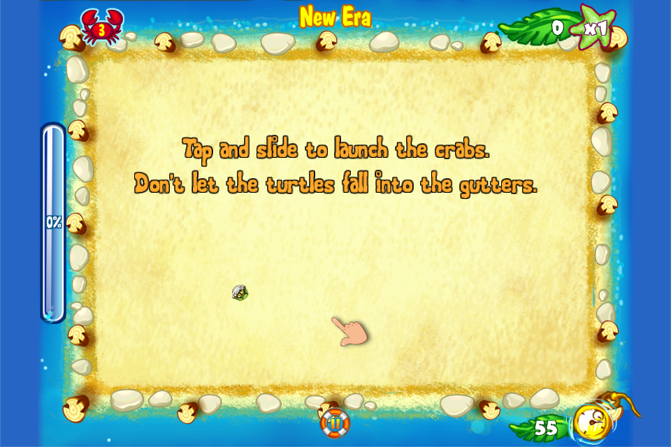 Turtleball HD Lite- screenshot
