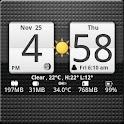 Sense Analog Clock Widget 24
